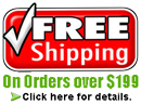 Free UPS Shipping. Click here for details and restrictions.