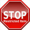 Stop! This is a restricted item. Please do not place an order for this item unless you meet the requirements below and you plan on submitting the required paperwork.