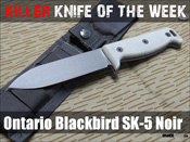 See the latest Killer Knife of the Week