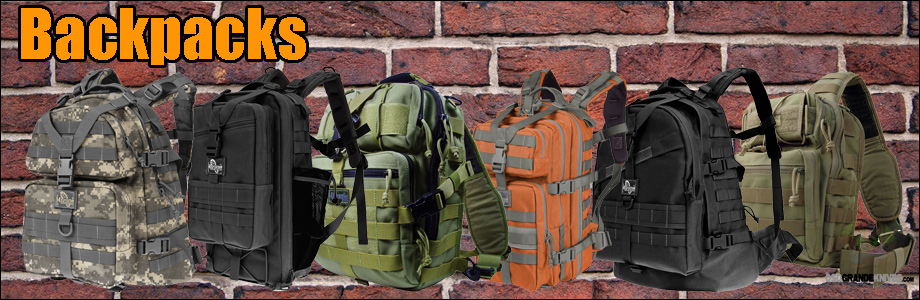 Outfit your Camping Adventure with a Backpack from OsoGrandeKnives