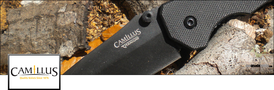 Shop the full line of Camillus Cutlery Knives at OsoGrandeKnives.com