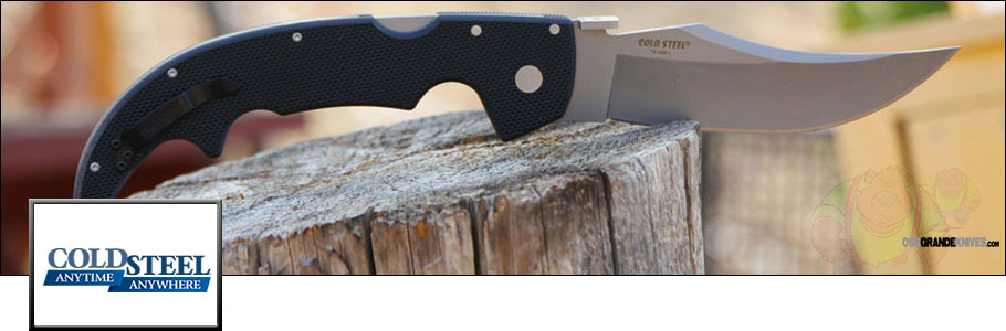 Shop the full line of Cold Steel Knives at OsoGrandeKnives.com