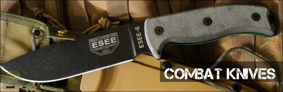 Get the Ultimate Combat Knife at OsoGrandeKnives