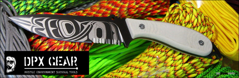 Buy DPx Gear Knives at OsoGrandeKnives.com