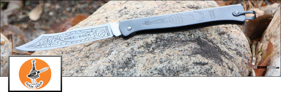 Shop Douk-Douk Knives at OsoGrandeKnives.com