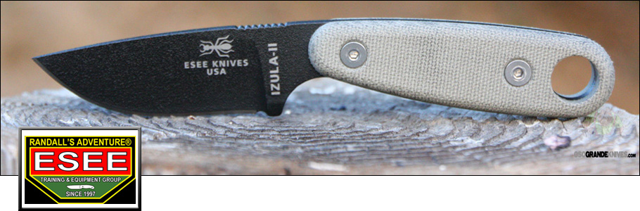 Shop the full line of ESEE Knives at OsoGrandeKnives.com