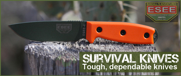 Survival Knives at OsoGrandeKnives.com