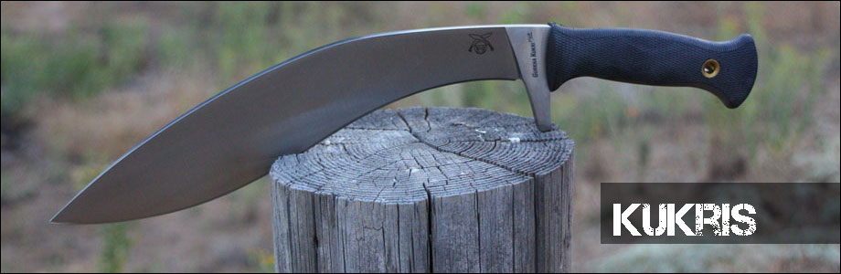Shop Kukri Knives and Machetes at OsoGrandeKnives.com