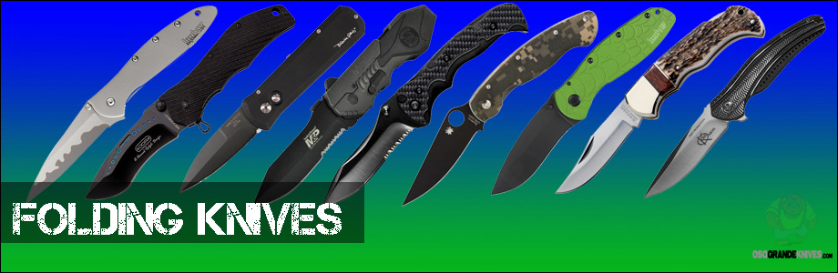 Huge Selection of Folding Knives, Low Prices, Fast Service, Buy Now!