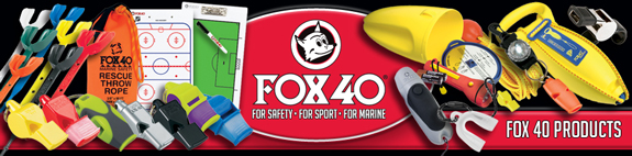 Fox 40 has a whistle for every need!