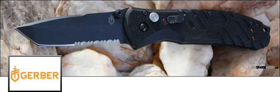 Shop the full line of Gerber Knives & Gear at OsoGrandeKnives.com