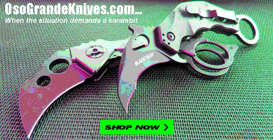 The Best Karambits at the Best Prices!