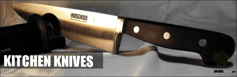 Kitchen cutlery at its finest at OsoGrandeKnives.com