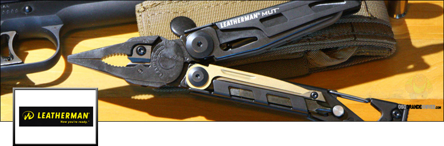 Shop the full line of Leatherman Tools at OsoGrandeKnives.com