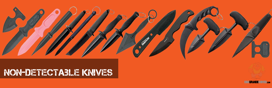Buy Covert Non Detectable Knives from OsoGrandeKnives.com - America's Cutlery Specialists.  Lowest Price Guaranteed, Shop Now!