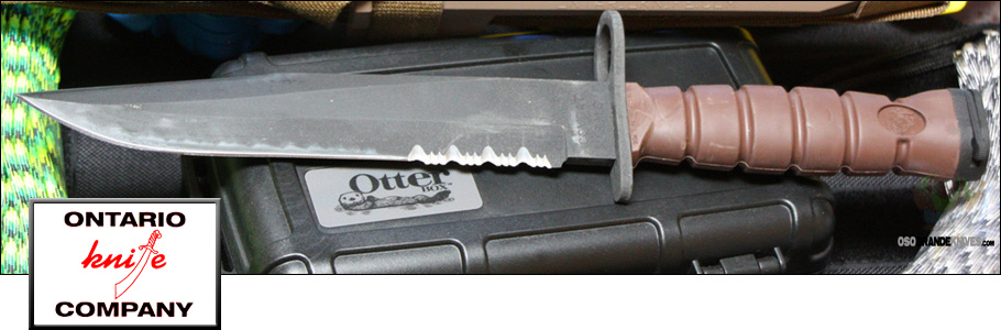 Shop the full line of Ontario Knives at OsoGrandeKnives.com
