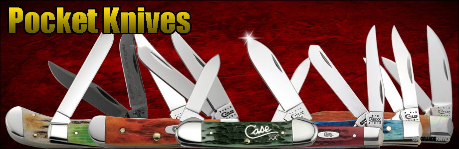Handcrafted Premium Pocket Knives