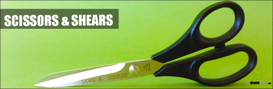 OsoGrandeKnives.com... Your Source for Specialty Scissors, Shears & Tools