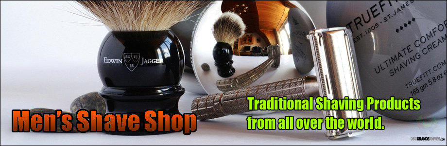 Shop the World's Finest Wet Shaving Products at OsoGrandeKnives.com