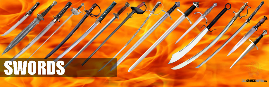 Buy Swords at OsoGrandeKnives.com.  America's Cutlery Specialists.  Lowest Price Guaranteed, Shop Now!