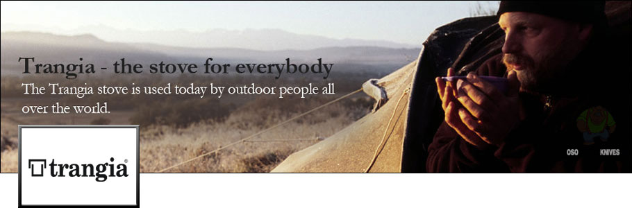 View the full line of  at Trangia Outdoor Stoves @ OsoGrandeKnives.com