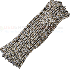 Scorpion 550 Paracord (Type III Mil Spec 7 Strand 550 Lbs. Parachute Cord) 100 ft. Hank Made in USA RG1055H