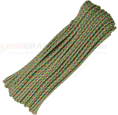 Party 550 Paracord (Type III Mil Spec 7 Strand 550 Lbs. Parachute Cord) 100 ft. Hank Made in USA RG1098H