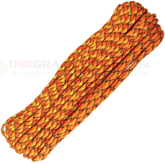 Atomic 550 Paracord (Type III Mil Spec 7 Strand 550 Lbs. Parachute Cord) 100 ft. Hank Made in USA RG1119H