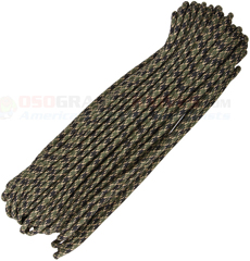 Veteran 550 Paracord (Type III Mil Spec 7 Strand 550 Lbs. Parachute Cord) 100 ft. Hank Made in USA RG1122H