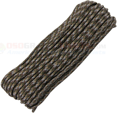 Infiltrate 550 Paracord (Type III Mil Spec 7 Strand 550 Lbs. Parachute Cord) 100 ft. Hank Made in USA RG1128H