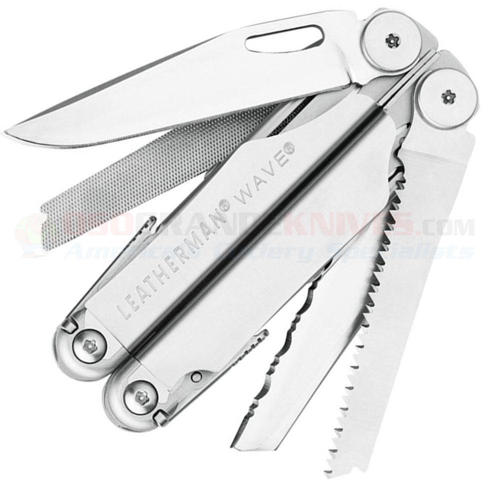 leatherman super tool how to close