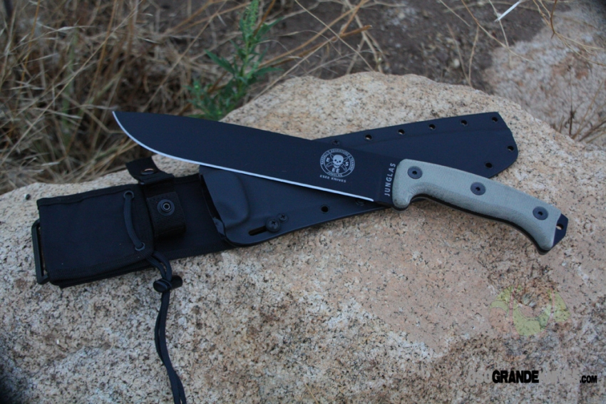 Esee Kitchen Knives Review