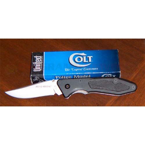 Colt CT0031B Police Model, Black Magna Grip Handle