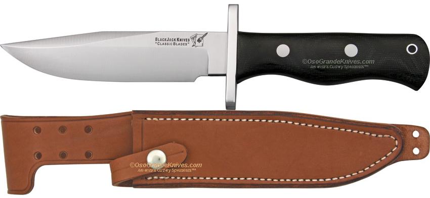 Blackjack halo attack knife review