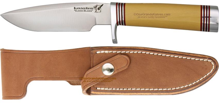 Blackjack Knives 125am Classic Model 125 Antique Ivory