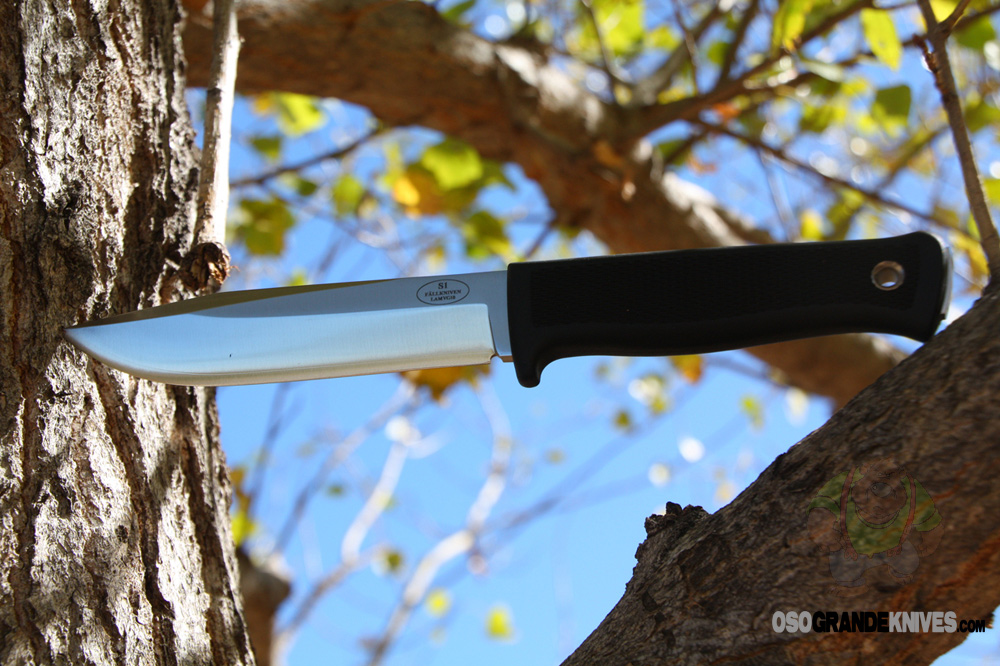 Fallkniven S1 Forest Knife Satin 5 1 Inch Vg10 Blade