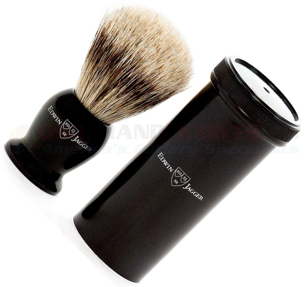 Edwin Jagger Ietsbbb Travel Shaving Brush Best Badger