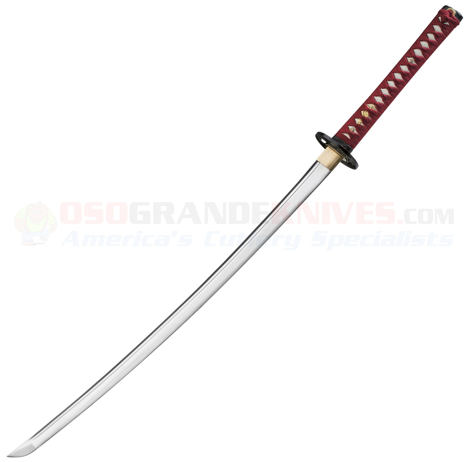 Boker Magnum Red Samurai Sword, 05ZS579 | OsoGrandeKnives