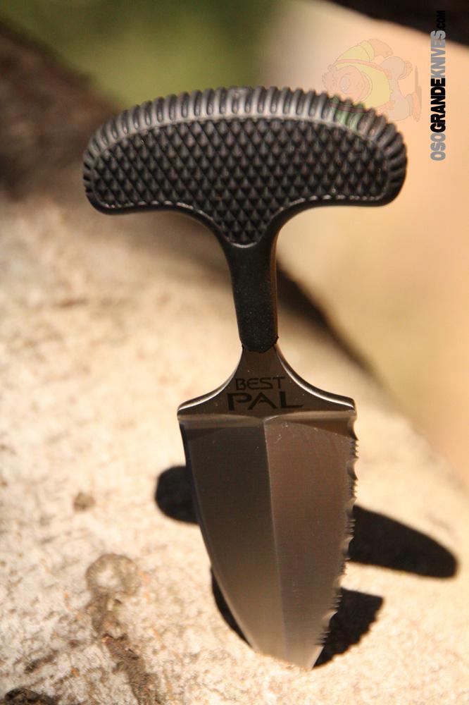 Gifts For Organizers >> Cold Steel Urban Edge Push Dagger, 50/50 Edge, 43XLS ...
