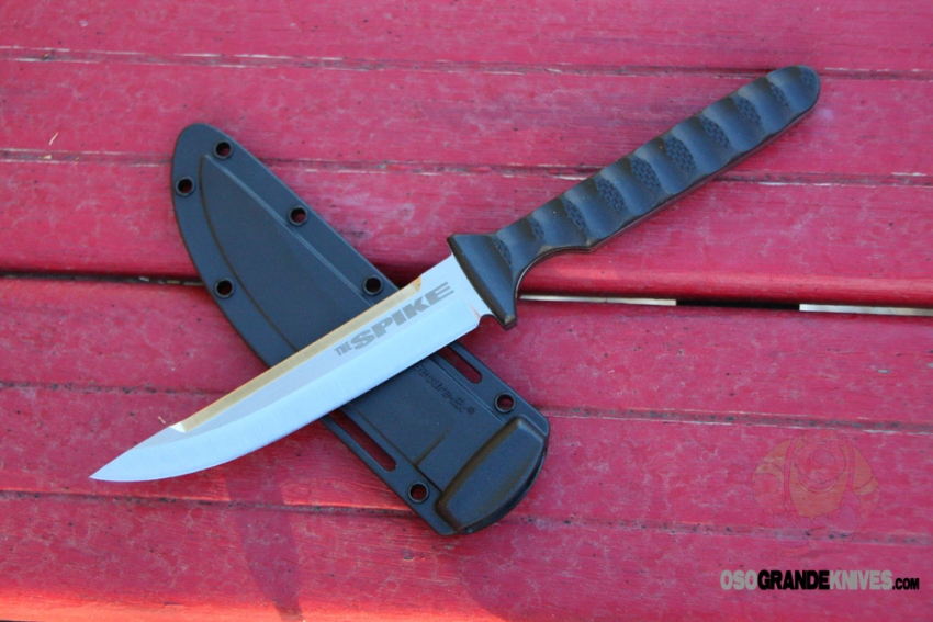 Gifts For Organizers >> Cold Steel Tokyo Spike Neck Knife 53NHS | OsoGrandeKnives
