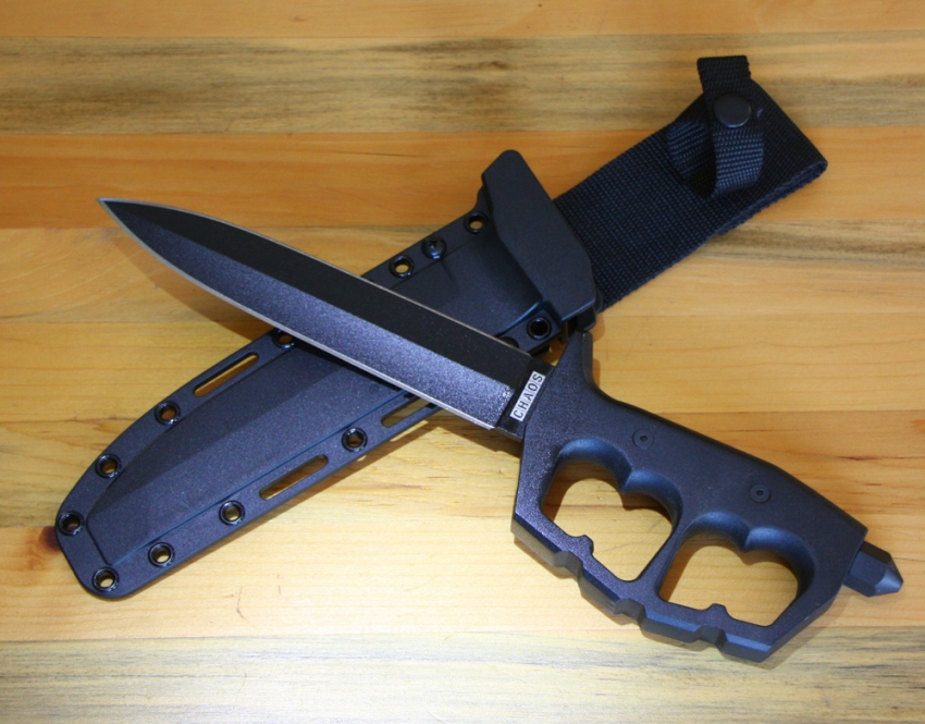 Cold Steel Chaos Double Edge Trench Knife 80ntp
