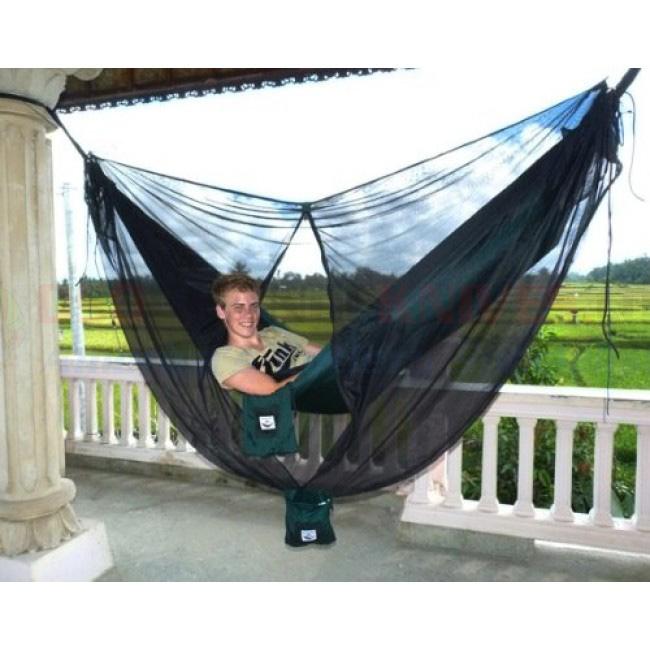 Hammock Bliss No See Um Mosquito Net Cocoon Osograndeknives