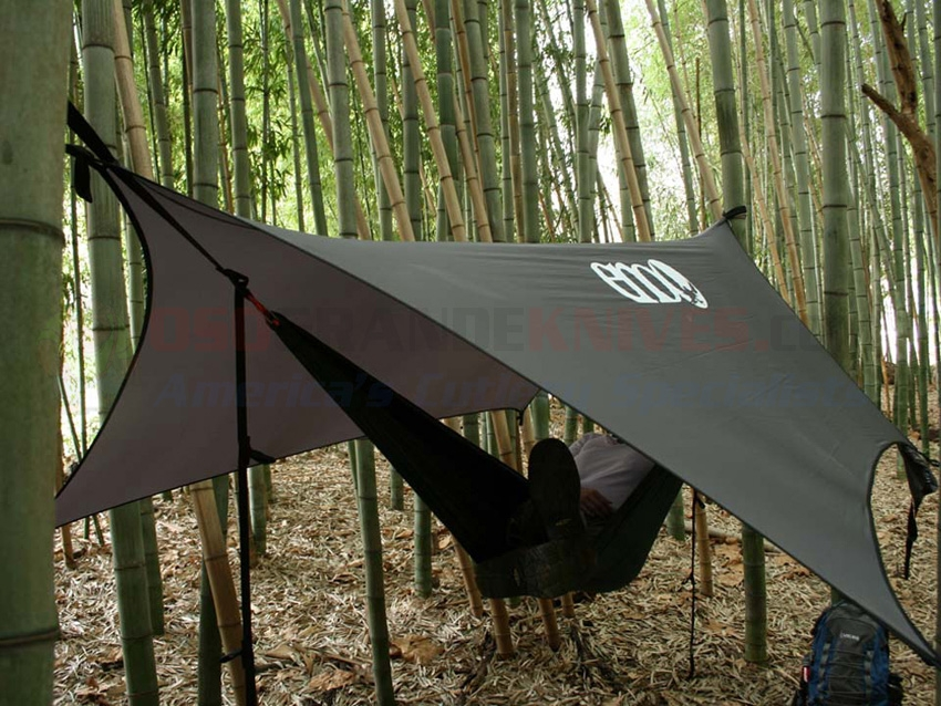 Eagles Nest Outfitters Eno Profly Rain Tarp Olive