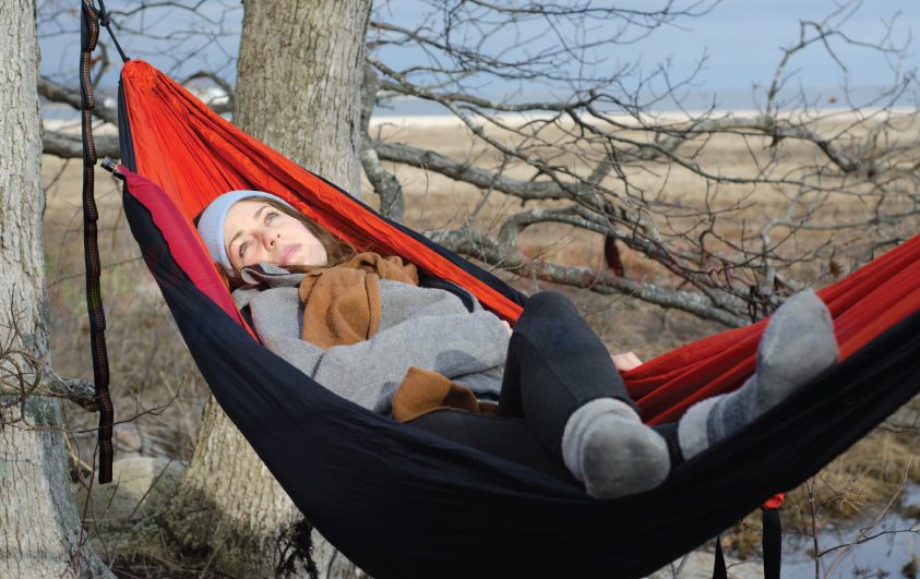 Eagles Nest Outfitters Eno Reactor Hammock Red Charcoal