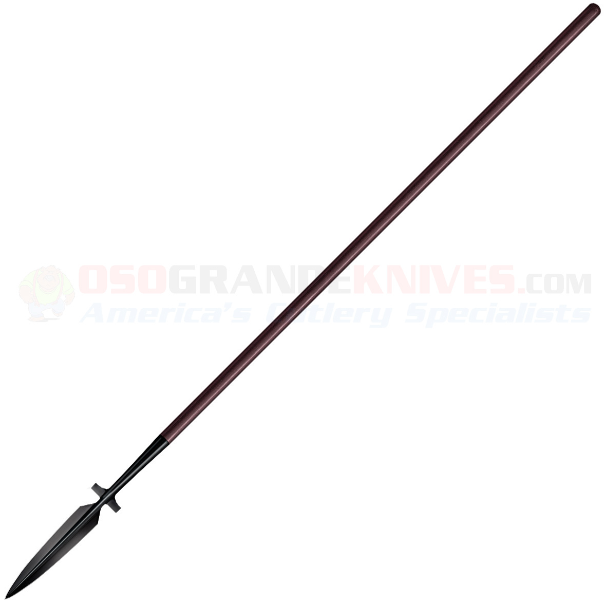 Cold Steel Maa Winged Spear Battle Spear 95mw