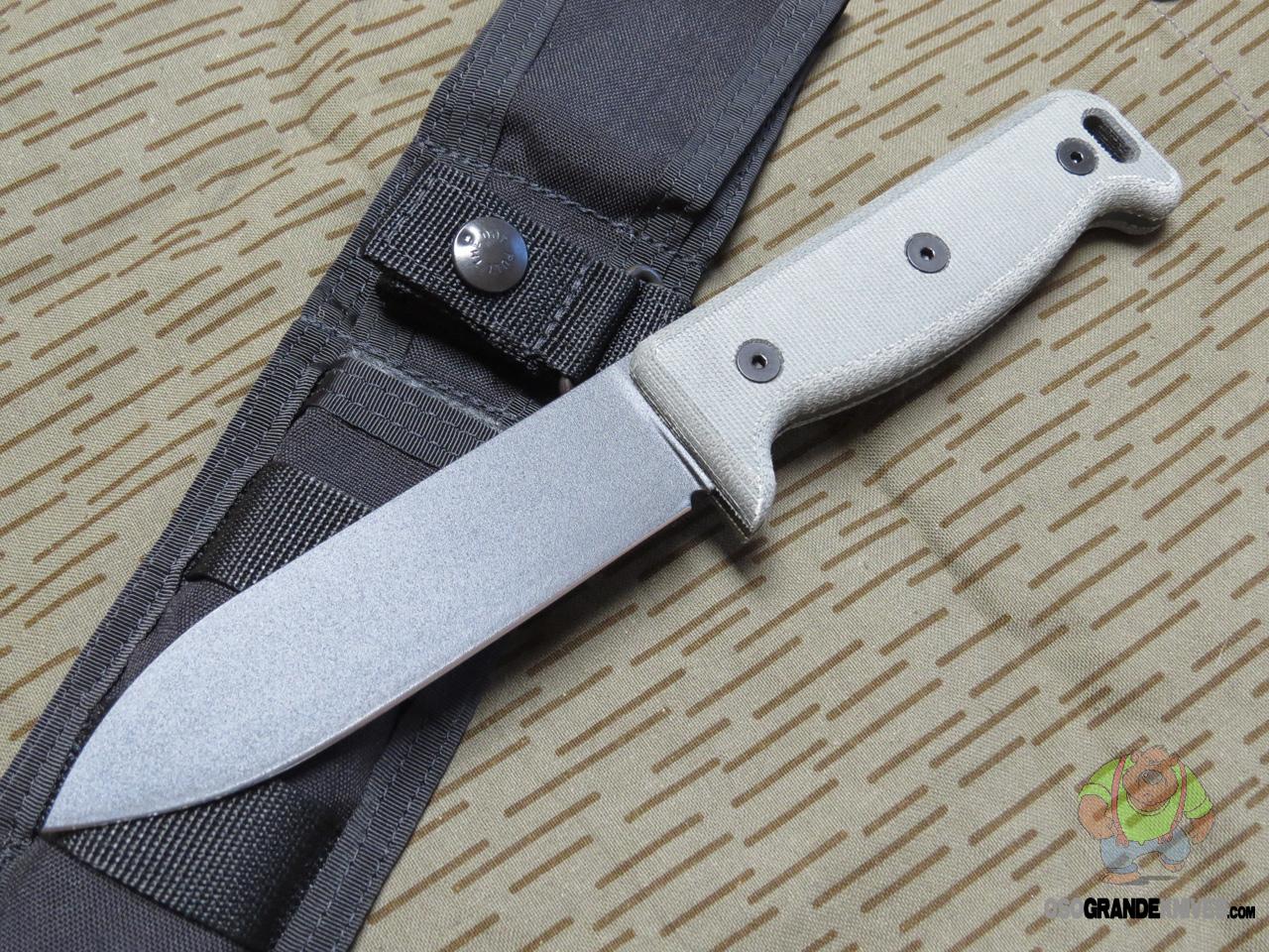 Ontario Knives Blackbird Sk 5 Noir Wilderness Survival