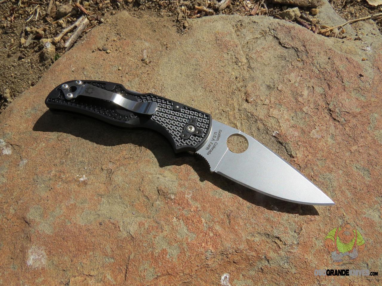 Spyderco Native 5 Lightweight S35vn Lockback Knife Frn 3