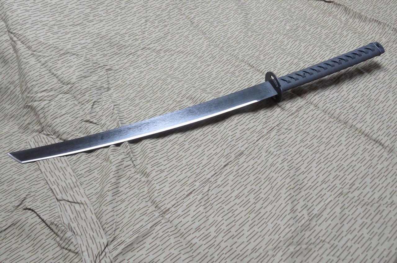 Cold Steel Tactical Katana Machete (24 Inch 1055 Blade
