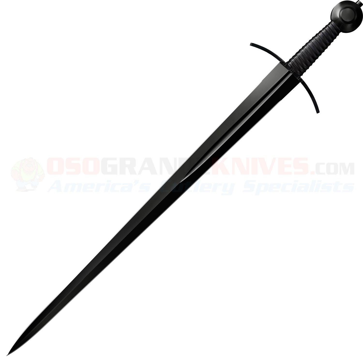 Cold Steel 88arm Maa Arming Sword 28 0 Inch Blued 1090hc