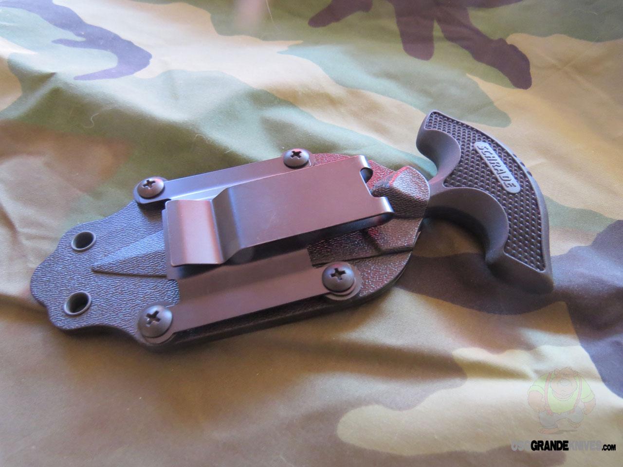 Schrade Schf54 Full Tang Push Dagger Knife 3 24 Inch